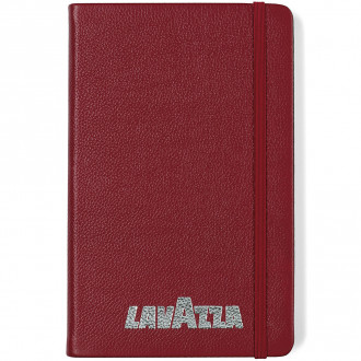 Moleskine Leather Ruled Large Notebook - Screen Print