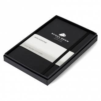 Moleskine Medium Notebook Gift Set - Screen Print