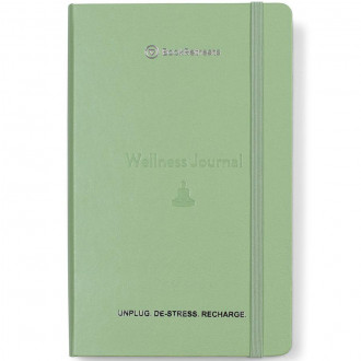 Moleskine Passion Journal - Wellness  - Deboss