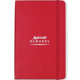 Moleskine Hard Cover Ruled Medium Notebook - Screen Print