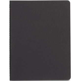 Moleskine Cahier Ruled X-Large Journal - Deboss