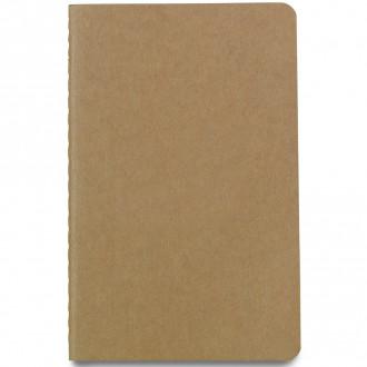 Moleskine Cahier Ruled Pocket Journal - Deboss