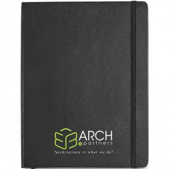 Moleskine Hard Cover Ruled X-Large Notebook - Screen Print