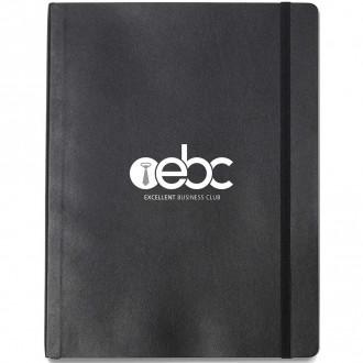 Moleskine Soft Cover Ruled X-Large Notebook - Screen Print