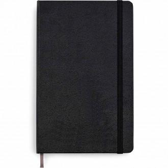 Moleskine Hard Cover Dotted Large Notebook - Deboss