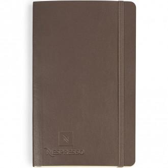 Moleskine Soft Cover Ruled Large Notebook - Deboss