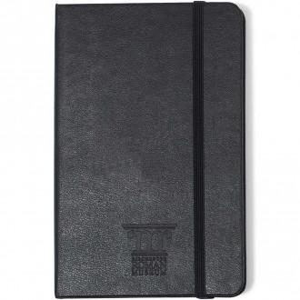 Moleskine Hard Cover Ruled Pocket Notebook - Deboss