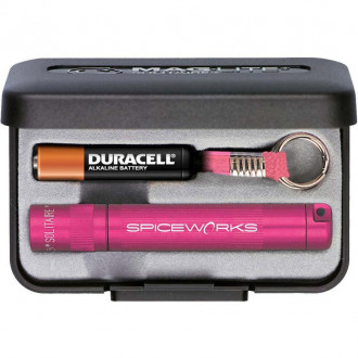 Breast Cancer Awareness Maglite Solitaire
