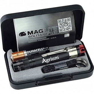 Maglite Solitaire LED Spectrum - Red