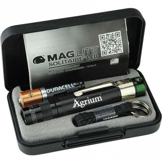 Maglite Solitaire LED Spectrum - Green