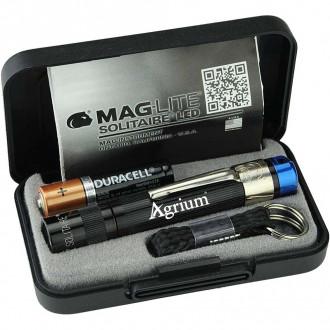 Maglite Solitaire LED Spectrum - Blue