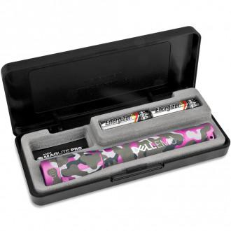 Pink Camo Pro LED Mini Maglite
