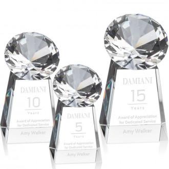 Celestina Gemstone Award Diamond