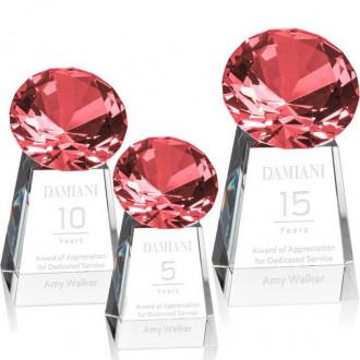 Celestina Gemstone Award Ruby