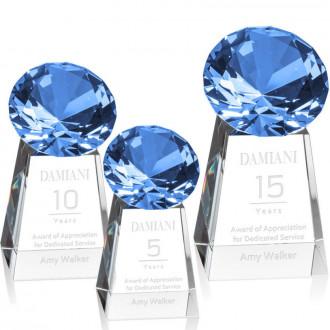 Celestina Gemstone Award Sapphire