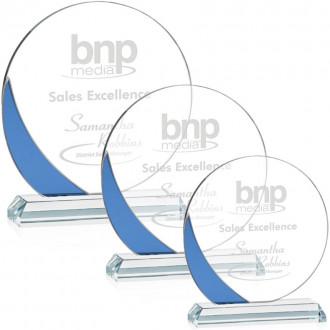 Gedding Award Blue