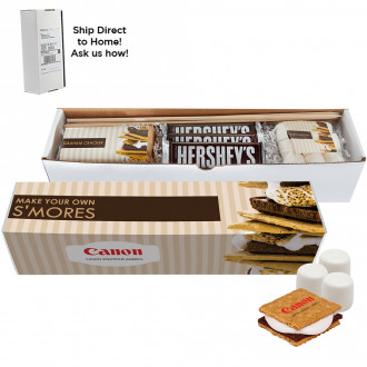 S'mores Campfire Kits in Mailer Boxes