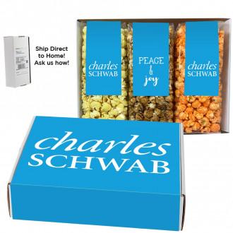 3 Way Popcorn Gift Box (Classic Popcorn Set)