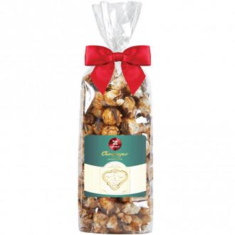 Boozy Popcorn Gift Bags (Milk Chocolate Champagne Popcorn)