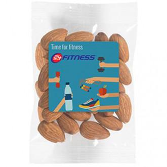 1 oz Healthy Promo Snax Bags (Raw Cashews)