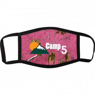 RealTree Dye Sublimated 3-Layer Masks