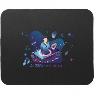 Mouse Pads with Antimicrobial Additive - Full Color