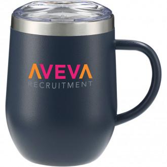 Brew Copper Vacuum Insulated Mugs 12oz