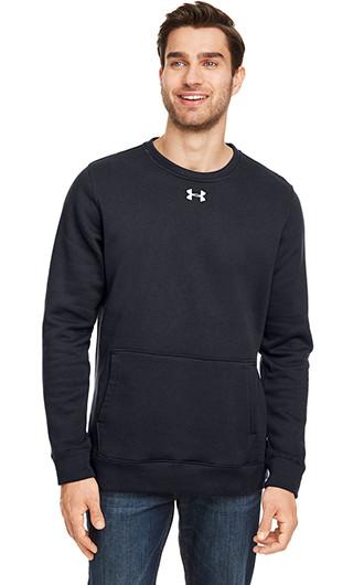Under Armour Men's Hustle Fleece Crewneck Sweatshirts