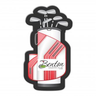 Golf Bag Magnets