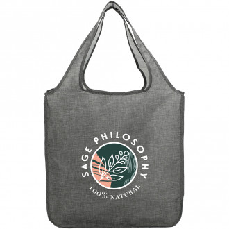 Ash Recycled Large Shopper Totes Full Color