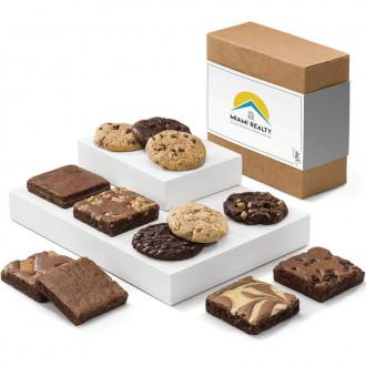 Custom Cookie & Brownie Combo