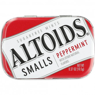 Altoids Small Peppermint .37 oz tin