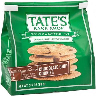 Tate's Cookies 3.5 oz Bag