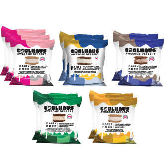 Coolhaus - 12 Pack Dairy-Free Sammies Combo