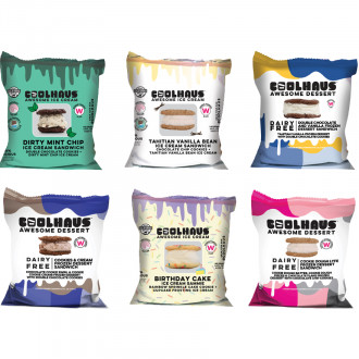 Coolhaus - 6 Pack Sammies Combo