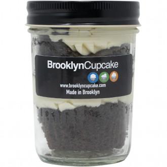 Brooklyn Cupcake 6 Pack Cupcake Jars Oreo