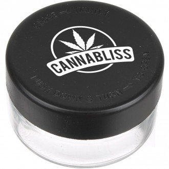 1oz Premium Glass Jar