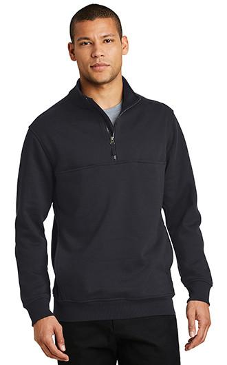 CornerStone 1/2-Zip Job Shirt