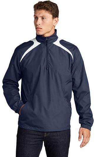 Sport-Tek 1/2-Zip Wind Shirt