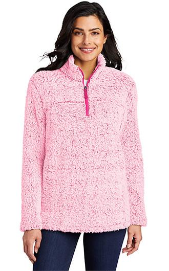 Port Authority Ladies Cozy 1/4-Zip Fleece