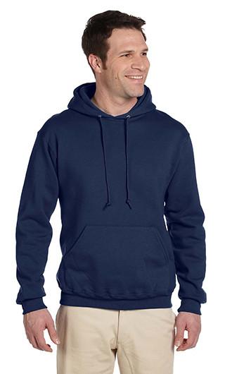 Jerzee 9.3 oz. Super Sweat Pullover Hooded Sweatshirts