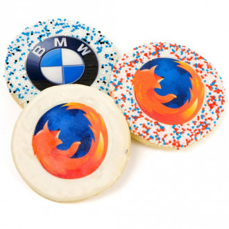 Sugar Picture Cookies 3 Inches Round